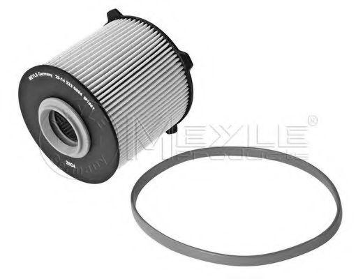 Фильтры топливные Топливный фильтр MEYLE арт.