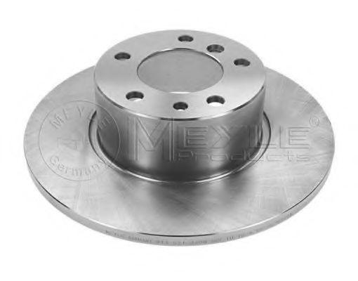 Тормозной диск MEYLE арт.