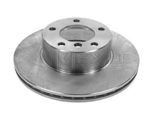 Тормозной диск MEYLE арт. 3155213019