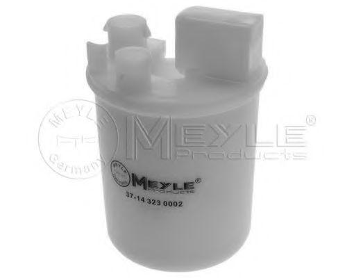 Фильтры топливные Топливный фильтр MEYLE арт. 37143230002
