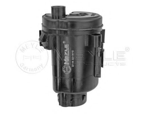 Фильтры топливные Топливный фильтр MEYLE арт. 37143230010