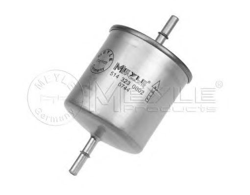 Фильтры топливные Топливный фильтр MEYLE арт. 5143230002