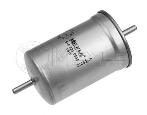 Фильтры топливные Топливный фильтр MEYLE арт. 5143230004