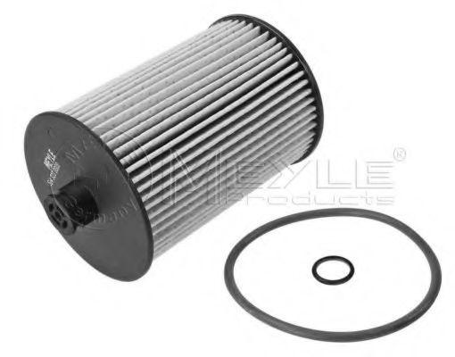 Фильтры топливные Топливный фильтр MEYLE арт. 5143230008