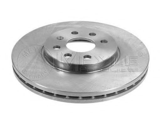 Тормозной диск MEYLE арт. 6155216035