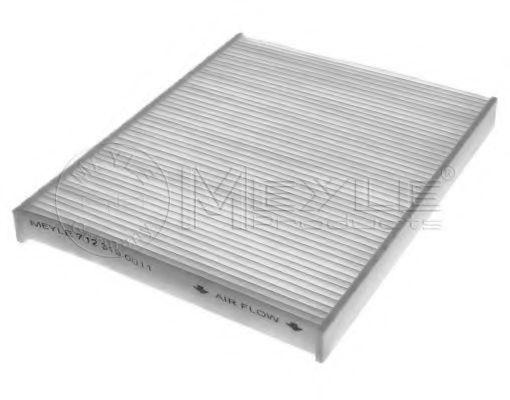 Фильтр, воздух во внутренном пространстве MEYLE арт. 7123190011