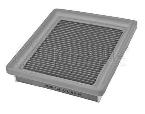 Воздушный фильтр MEYLE арт. 7123210008