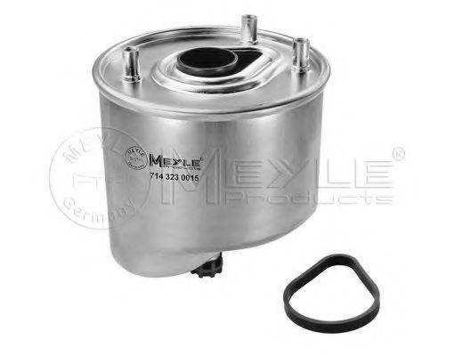 Фильтры топливные Топливный фильтр MEYLE арт. 7143230015