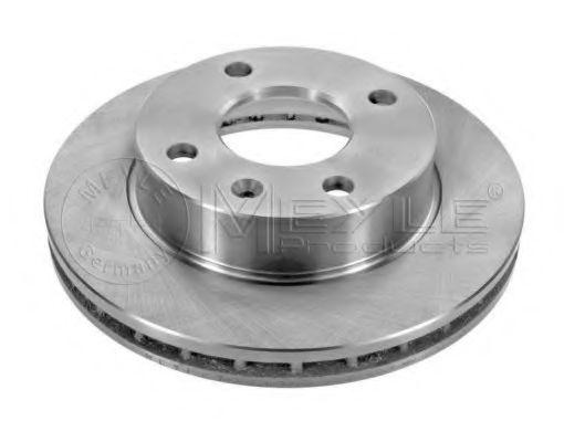 Тормозной диск MEYLE арт. 7155217006