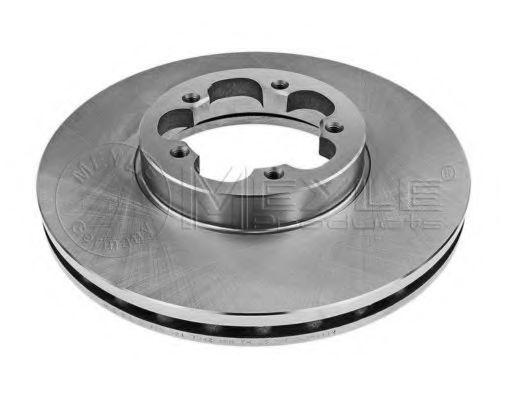 Тормозной диск MEYLE арт. 7155217042
