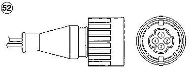 Лямбда-зонд NGK арт. 1932