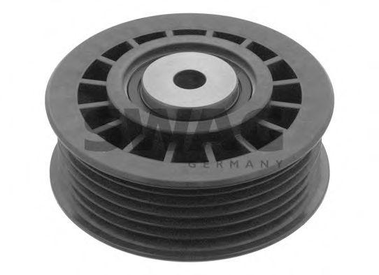 Паразитный / ведущий ролик, поликлиновой ремень SWAG арт. 10030001