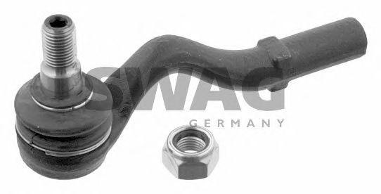 Наконечник поперечной рулевой тяги SWAG арт. 10710023