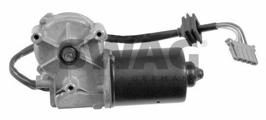 Двигатель стеклоочистителя SWAG арт. 10922688