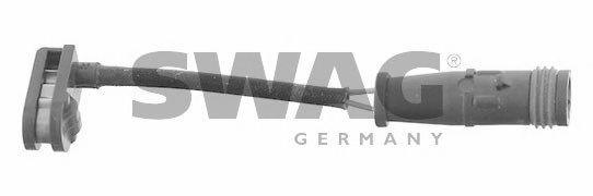 Сигнализатор, износ тормозных колодок SWAG арт.