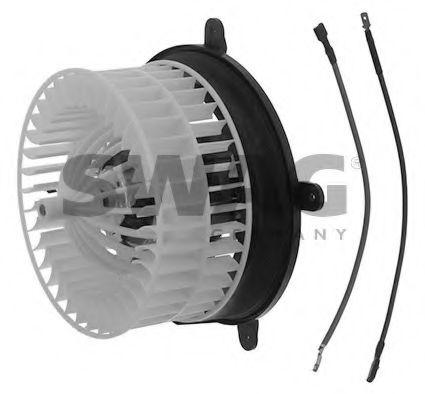 Электродвигатель, вентиляция салона SWAG арт. 10938751