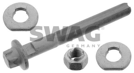 Монтажный комплект, рычаг независимой подвески колеса SWAG арт. 10940168