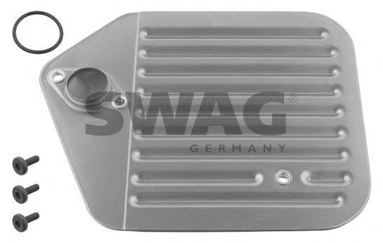 Фильтры АКПП Комплект гидрофильтров, автоматическая коробка передач SWAG арт. 20911675