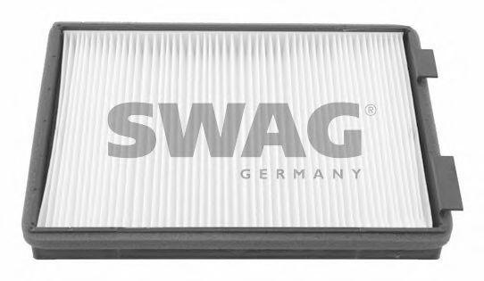 Фильтр, воздух во внутренном пространстве SWAG арт.