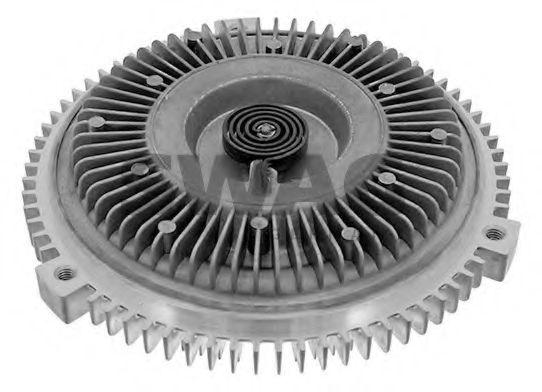 Сцепление, вентилятор радиатора SWAG арт.