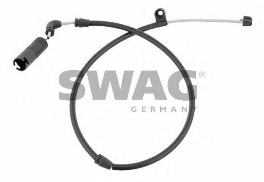 Сигнализатор, износ тормозных колодок SWAG арт. 20923951
