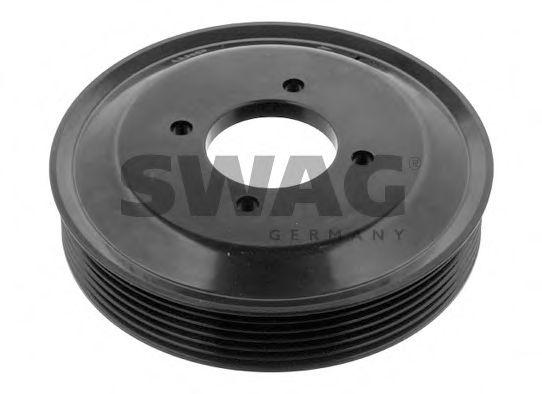 Ременной шкив, водяной насос SWAG арт. 20938328