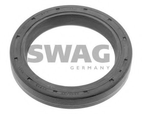 Уплотняющее кольцо вала, фланец ступенчатой коробки передач SWAG арт.