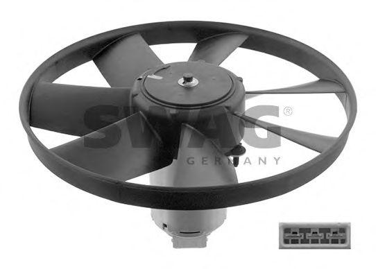 Вентилятор, охлаждение двигателя SWAG арт. 30906992