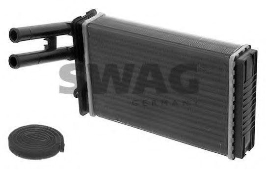Радіатор пічки SWAG 30914741