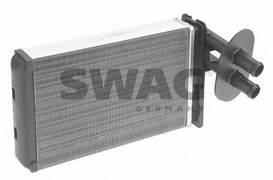 Радіатор пічки SWAG 30918158