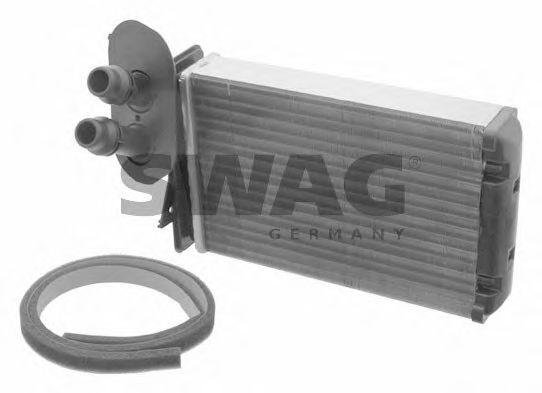 Радіатор пічки SWAG 30918764