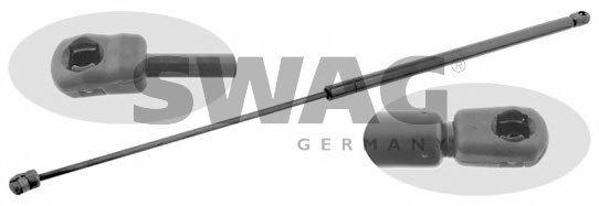 Газовая пружина, капот SWAG арт.