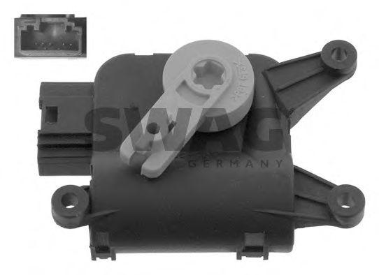Переключающийся вентиль, воздушная заслонка - крышка SWAG арт. 30934152