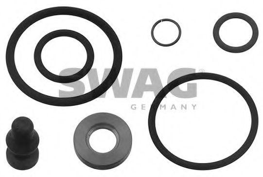 Комплект прокладок з різних матеріалів SWAG 30940135