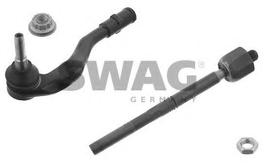 Поперечная рулевая тяга SWAG арт.