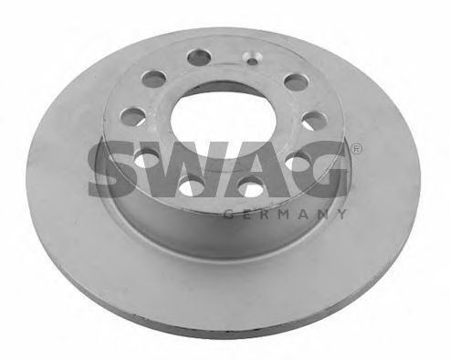 Тормозной диск SWAG арт.