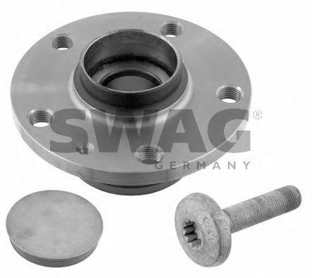 Комплект подшипника ступицы колеса SWAG арт.