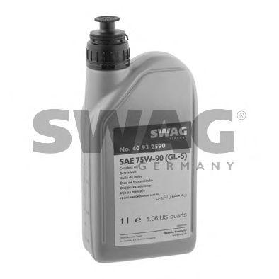 Трансмиссионные Трансмиссионное масло SWAG арт.