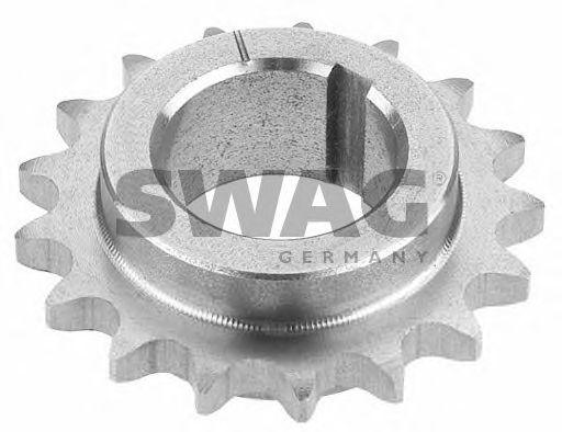 Шестерня, коленчатый вал SWAG арт. 50050005