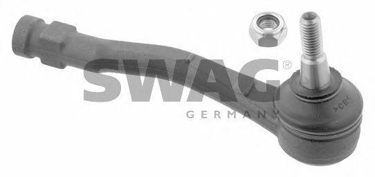 Наконечник поперечной рулевой тяги SWAG арт.