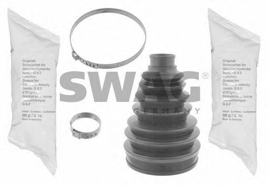 Комплект пылника, приводной вал SWAG арт.