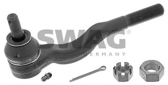 Наконечник поперечной рулевой тяги SWAG арт. 80710005