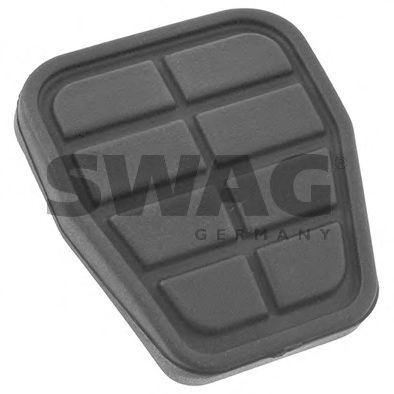 Педальные накладка, педаль тормоз SWAG арт. 99905284
