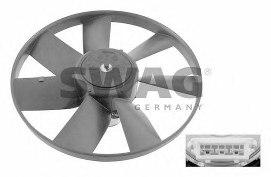 Вентилятор, охлаждение двигателя SWAG арт. 99906993