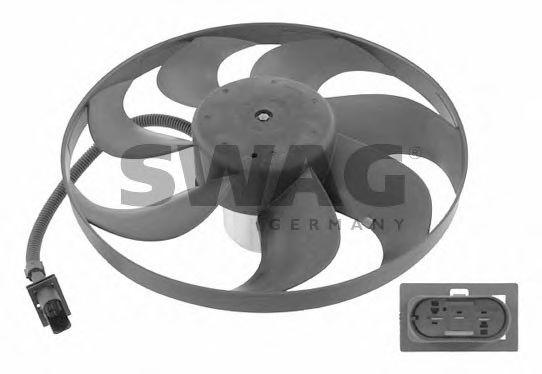Фильтры АКПП Вентилятор, охлаждение двигателя SWAG арт. 99914742