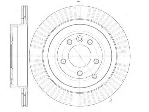 Тормозной диск ROADHOUSE арт. 684910
