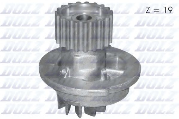 Насос водяной Авео 1.6/Лачетти 1.6 Dolz DOLZ арт.