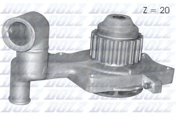 Водяной насос DOLZ арт. F107