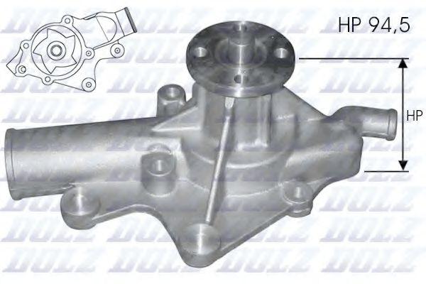 Водяной насос DOLZ арт. J203