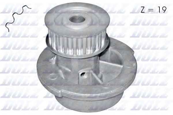 Насос водяной Авео 1.5/Ланос 1.5 Dolz  DOLZ арт. O106